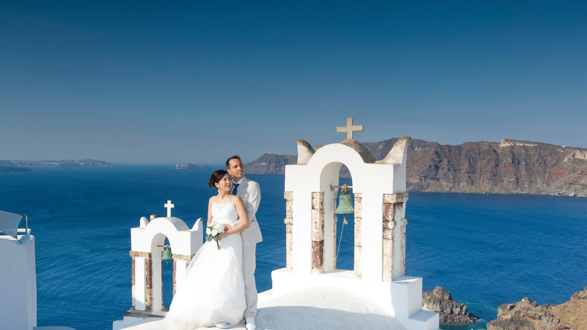 Wedding to Amorgos